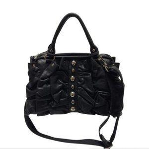Roxbury by Nicole Lee Black Contemporary Bag